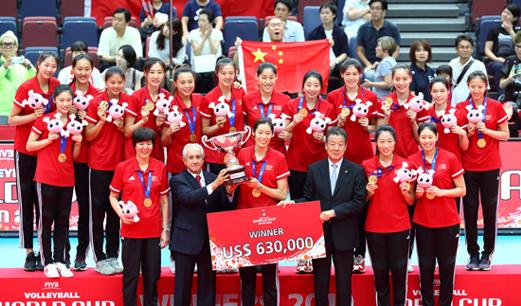 2019年中國體育事業發展取得的新成績