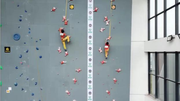 2020恩佐娱乐app下载恩佐官网测速协会U系列青少年攀岩赛事预告片