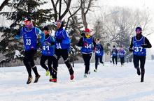 哈尔滨冬季铁人三项世界