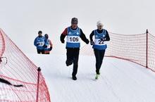 伊春全国冬季铁人三项赛