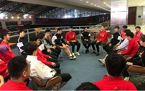 国乒队员将捐出本次卡塔尔公开赛全部奖金