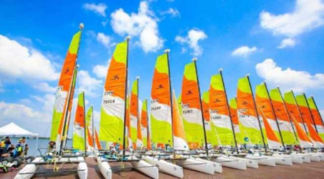 中國家庭帆船賽權益招商項目
