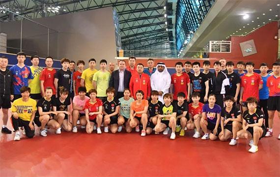 巴赫点赞国际乒联、银河娱乐国际平台下载乒协 奥运资格赛调整方案四月落实