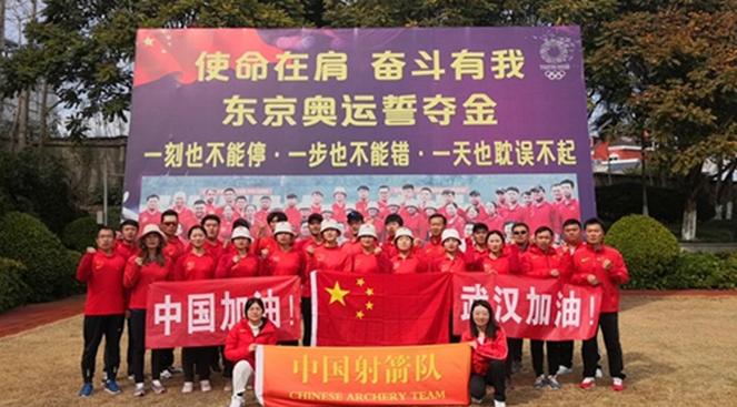 中國國家射箭隊無形資產權益
