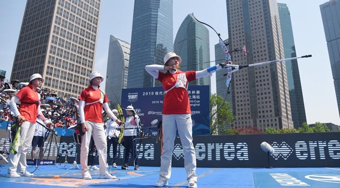 中國射箭協會權益招商項目