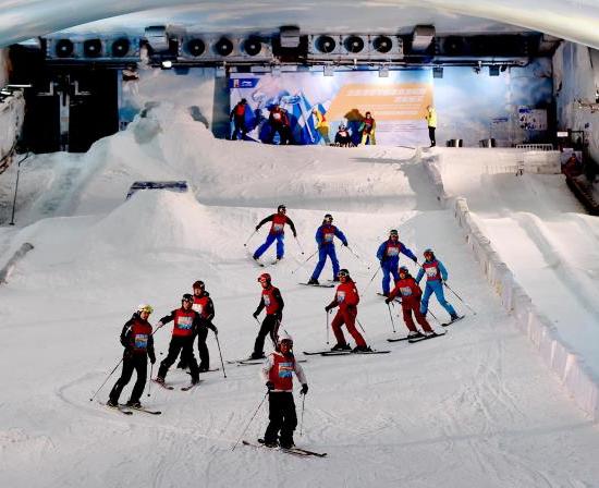 国家体育总局冬季运动管理中心赞助商权益招商项目(健身运动器材类)公告