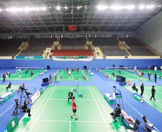 2020年全国U系列羽毛球比赛权益招商项目公告
