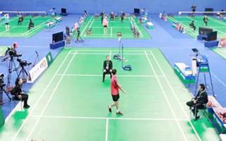 2020年全國U系列羽毛球比賽權