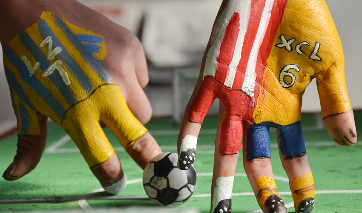 广东2022年足球产业规模总量将突破400亿元