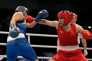 2020年亚大区奥运资格赛精彩图集