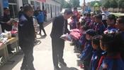 甘肃省级体育协会积极开展扶贫活动