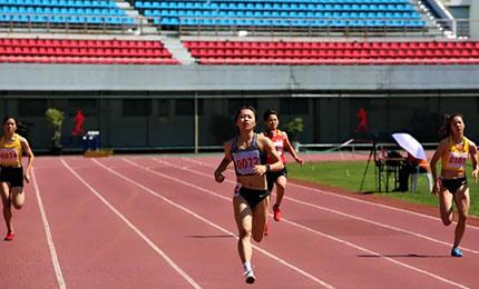 22秒69!葛曼棋创22年来中国女子200米最佳
