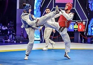 东京奥运会跆拳道项目首批资格今日无锡诞生