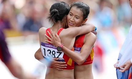 国际奥委会官方:切阳什姐刘虹递补获得伦敦奥运奖牌
