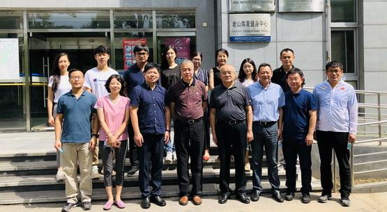 中国铁人三项运动协会老山训练基地今揭牌