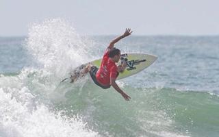 2020年全国冲浪锦标赛权益招