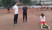 河北省体育局:身体力行做示范 欢声笑语话体能