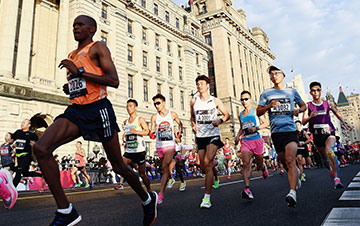 Shanghai International Marathon listed as Platinum Label Road Races by World Athletics
