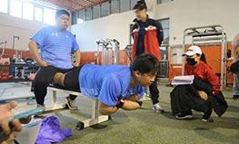 [山东]-强化体能训练 恶补体能短板 省田管中心开展体能测试