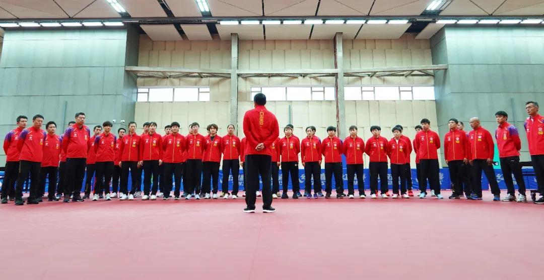 """""""备战东京?2020中国乒乓球队?奥运模拟赛""""名单出炉"""