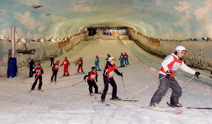滑雪培訓企業夏季經營選擇各異