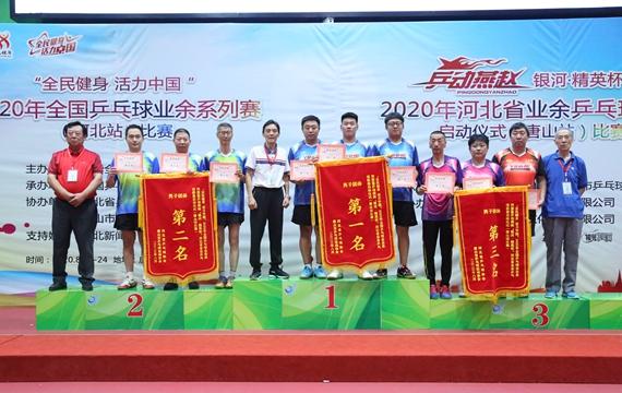 """""""全民健身 活力中国""""2020年全国4787.com业余系列赛开赛"""