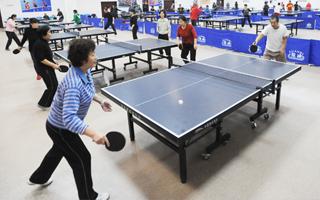 """中国乒乓球协会""""全民健身"""