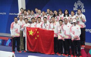 中國橄欖球協會水球項目賽事