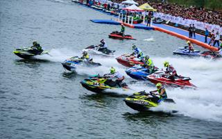中国水上摩托国家队冠名权益招商项目