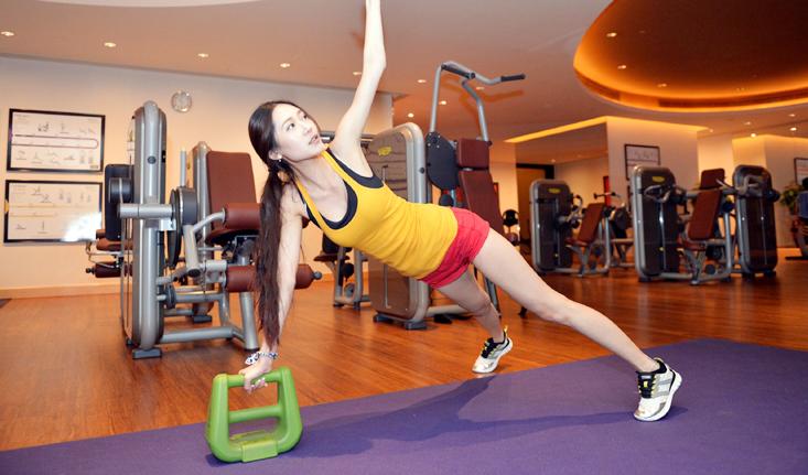 线上线下融合 赋能健身产业升级