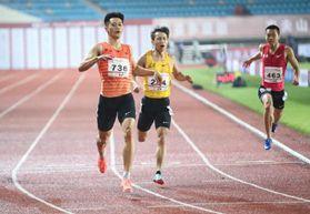全国火狐体育娱乐锦标赛第三日 谢震业200米再称雄 李玲遗错失冠军