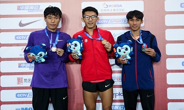 2020年全国田径锦标赛:男子1500米决赛