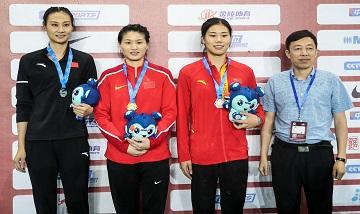 2020年全国田径锦标赛:女子撑杆跳决赛