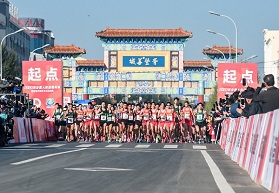 2020特步国人竞速精英赛暨首届中国多伦杏耀平台赛圆满落幕
