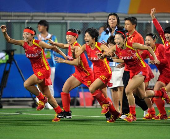 <font color='曲棍球'>中国国家女子曲棍球队服装广告招商项目推介信息</font>