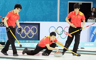 中国国家冰壶队合作伙伴权益