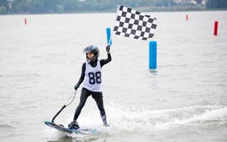 2020年中国电动冲浪板公开赛