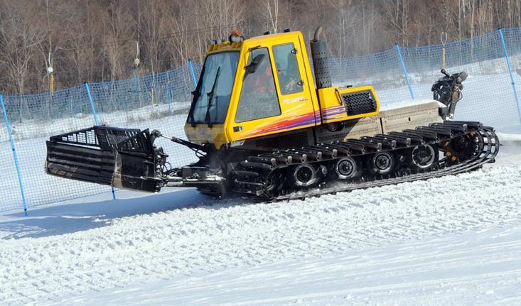 搶抓冬奧機遇 立足精耕細作 冰雪設備邁出國產轉化腳步