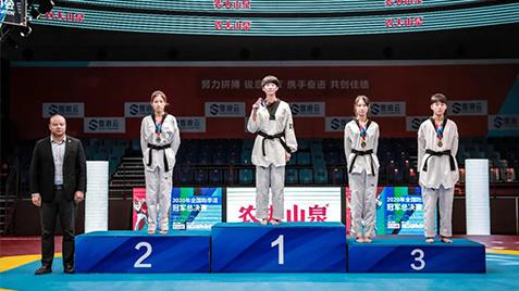 【媒體聚焦·CCTV5】黃金加時賽 譚雪琴絕殺獲勝
