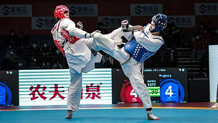 賽事進行時|2020年全國跆拳道冠軍總決賽圓滿落幕