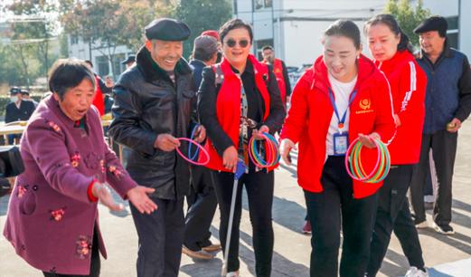 以民族传统节庆为时间节点 掀起老年体育健身热潮