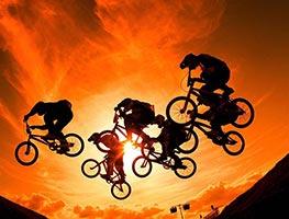 BMX泥地競速