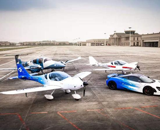 <font color='其他'>中国轻型飞机运动VI体系开发权益招商项目信息</font>