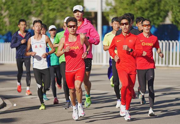弥补短板 提升专项能力 马拉松国家队积极应对奥运会延期
