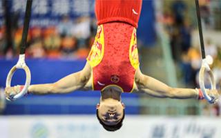 中國國家體操隊主贊助商/合