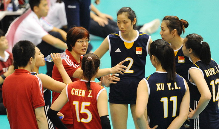 中國女排主教練郎平續約至東京奧運會結束