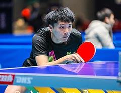 2020年全国乒乓球业余球王