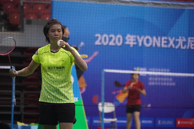 2020年全国U12-15羽毛球比赛总决赛收官