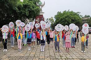风筝文化进校园