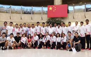 中国国家网球队合作伙伴权益